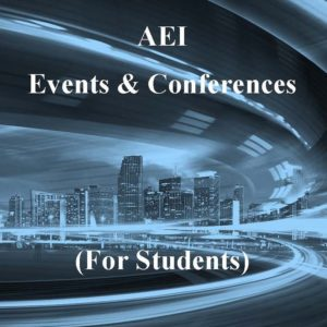 Events and Conferences (Students)